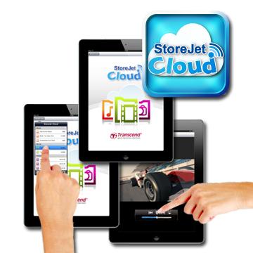 Prijenosni bežični disk - StoreJet Cloud 32GB/64GB