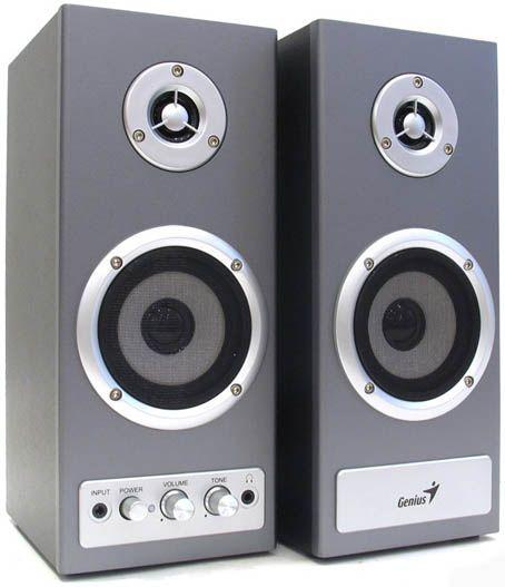 Genius SP-HF355X 2.0 Hi-Fi zvučnici