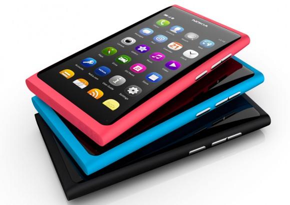 Nokia N9 smartphone zasnovan na MeeGo operativnom sustavu
