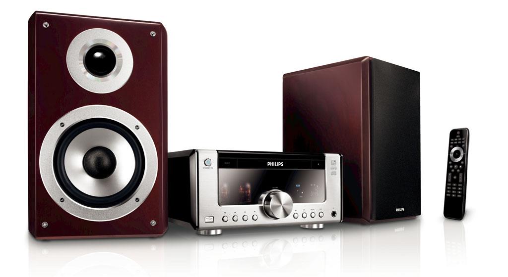 Phillips MCM906 - Hi-Fi sustav visoke kvalitete