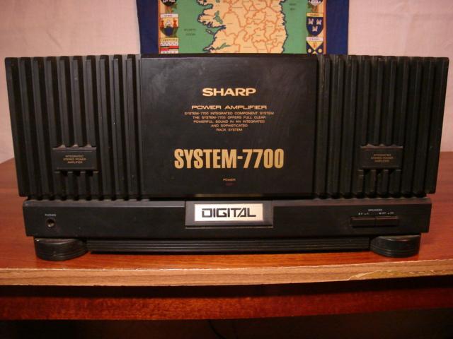 Sharp SM-7700h mk2