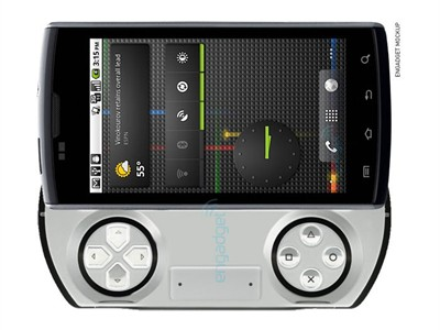 Sony Ericsson mobitel za gamere